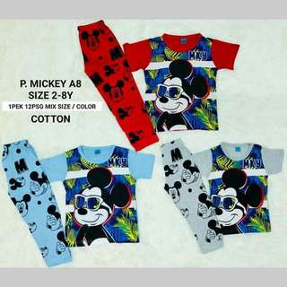 Kids Pyjamas (Mickey)
