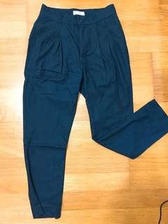 🚚 Pazzo棉麻長褲