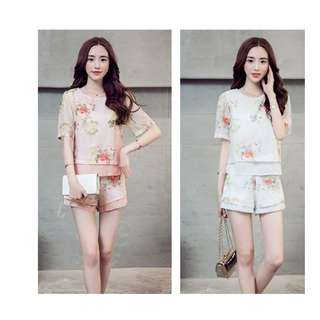 GSS9120X Top+Shorts
