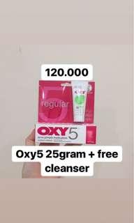 OXY 5 25 gram