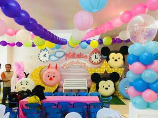 Birthday Party Packages. Party Organizer