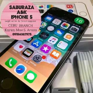 SABURAZA A&K IPHONE'S (SEE THE CAPTION FOR MORE DETAILS)