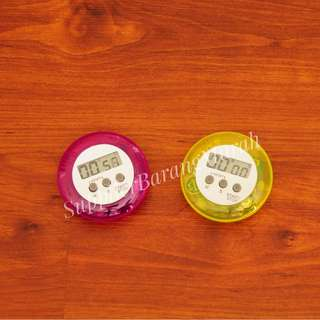 Kitchen Timer ( alarm dapur digital timer magnet clock