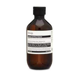 BN Aesop Geranium Leaf Body Cleanser 200ml