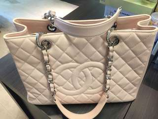 Chanel GST baby pink