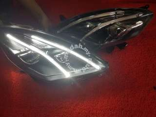 Alza projector headlamp