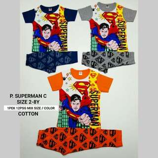 Kids Pyjamas (superboy)
