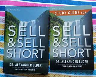 Alexander Elder - Sell and Sell Short with Study Guide