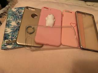 iphone 6+ 7+ 8+ cases