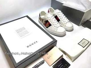 (价格私询)GUCCI # LOVED小白鞋