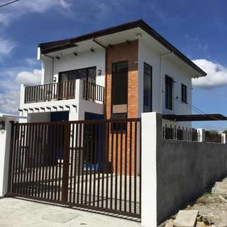 House and Lot in Greenview Executive Village Quezon City Single Attached