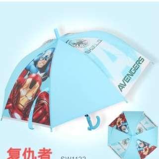 ★ ★ ★ Brand New Umbrella Avengers Purple ★ ★ ★