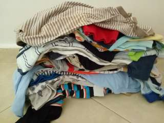 Blessing Bundle Of Clothes
