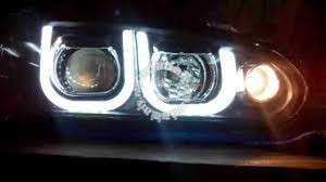 Wira golf projector headlamp