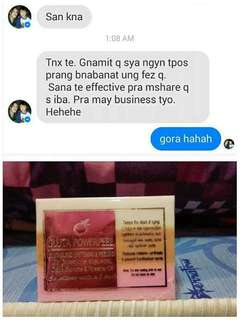 GLUTA POWERPEEL SOAP
