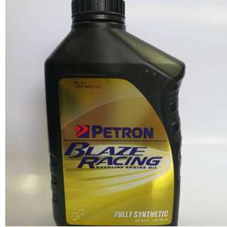 PETRON BLAZE RACING FULLY SYNTHETIC 5W40