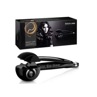 Babyliss PRO Miracurl Perfect Curl Hair Curler Black