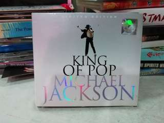 Michael Jackson King of Pop - Limited Edition