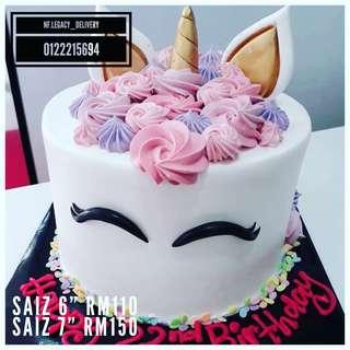 Unicorn Cute's Cake