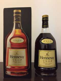 Sealed Hennessy V.S.O.P
