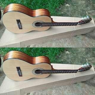 Gitar 3/4 nilon cowboy cg100na