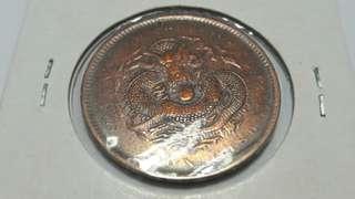 130 years Dragon Coin Hu Bei