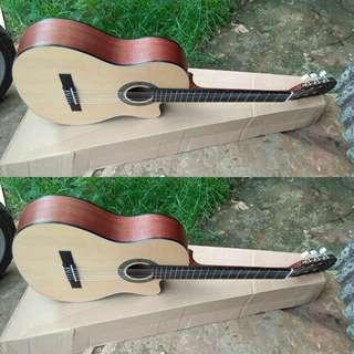 Gitar Cowboy nilon cutway cgc100