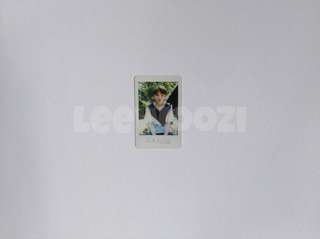 SEVENTEEN Woozi Love & Letter Small Pola Photocard