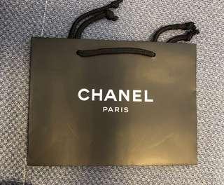 Chanel 紙袋仔