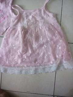 dress pink kitty