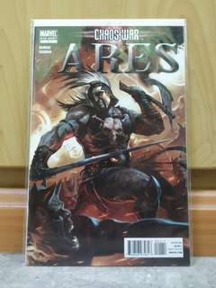 Marvel One Shot Chaos War Ares #1
