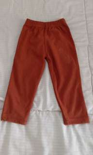Rust legging 12-18 months