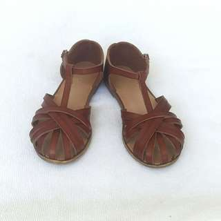 Zara Kids shoes sandals for girls