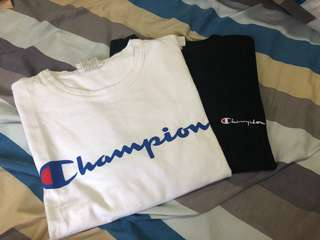 Original Champion shirt