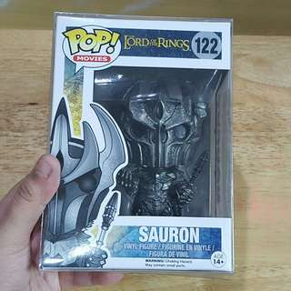 Lord of the rings sauron funko pop