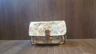 Authentic Preloved Cath Kidston Floral Bag