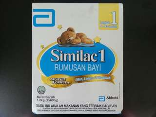 *Free Delivery* Similac Stage 1