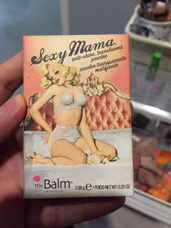 The Balm Sexy Mama Original Full Size