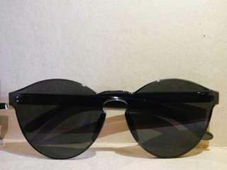 Kacamata hitam wanita pria jelly candy sunglasses