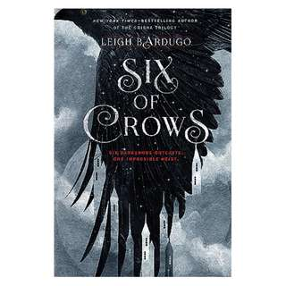 Six of Crows (Six of Crows, #1) -  Leigh Bardugo