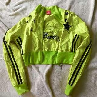 New Focus Neon Racer Jacket