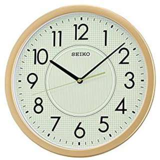 QXA629G Seiko wall clock