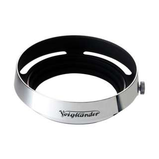 Voigtlander LH-9 Lens Hood for 35mm f/1.7 Ultron Lens - Silver (BRAND NEW and UNOPENED IN BOX)