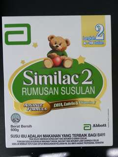 *Free Delivery* Similac Stage 2