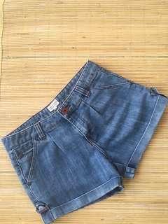 HANG TEN Short Jeans Denim