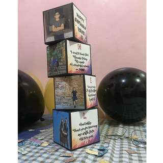 POP UP BOXES