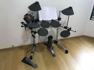 Yamaha DTXplorer Electronic Drumset