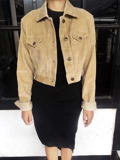 Corduroy jacket ( sisa eksport )