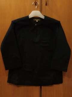 Baju Melayu Budak ( Sepasang )