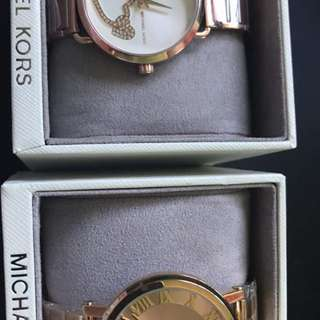 ON HAND MK WATCHES